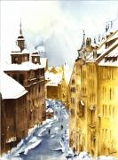 Winter in Nürnberg