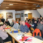 UBE Wahlveranstaltungen in den Ortsteilen