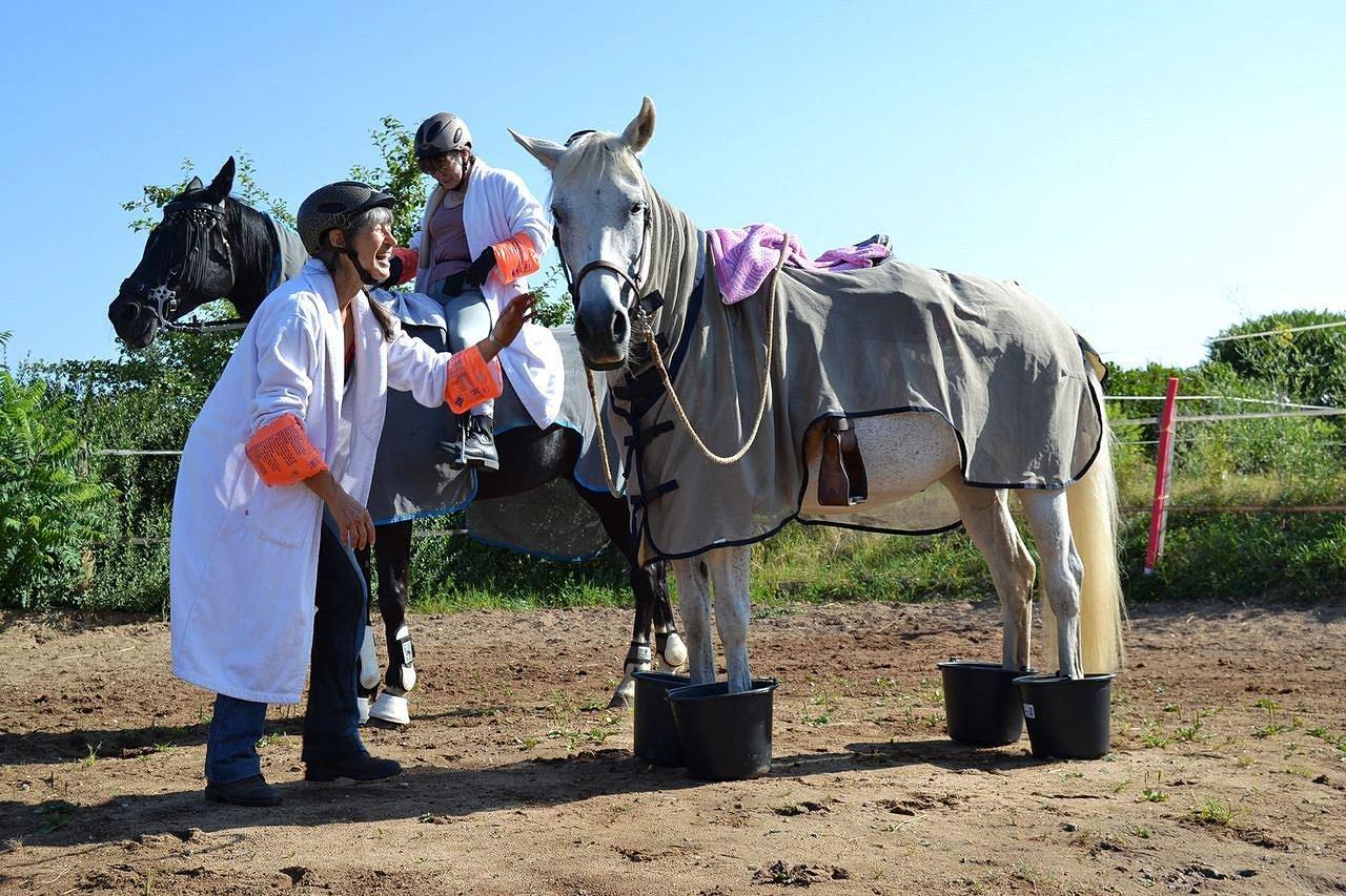 Orientierungsritt Pferdefreunde Illhof