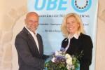 Nominierungsversammlung der UBE ernennt Ilse Dölle zur Bürgermeisterkandidatin für die Kommunalwahl im März 2014.