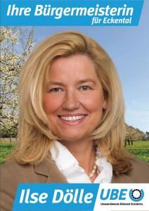 Ilse Dölle - Bürgermeisterin für Eckental