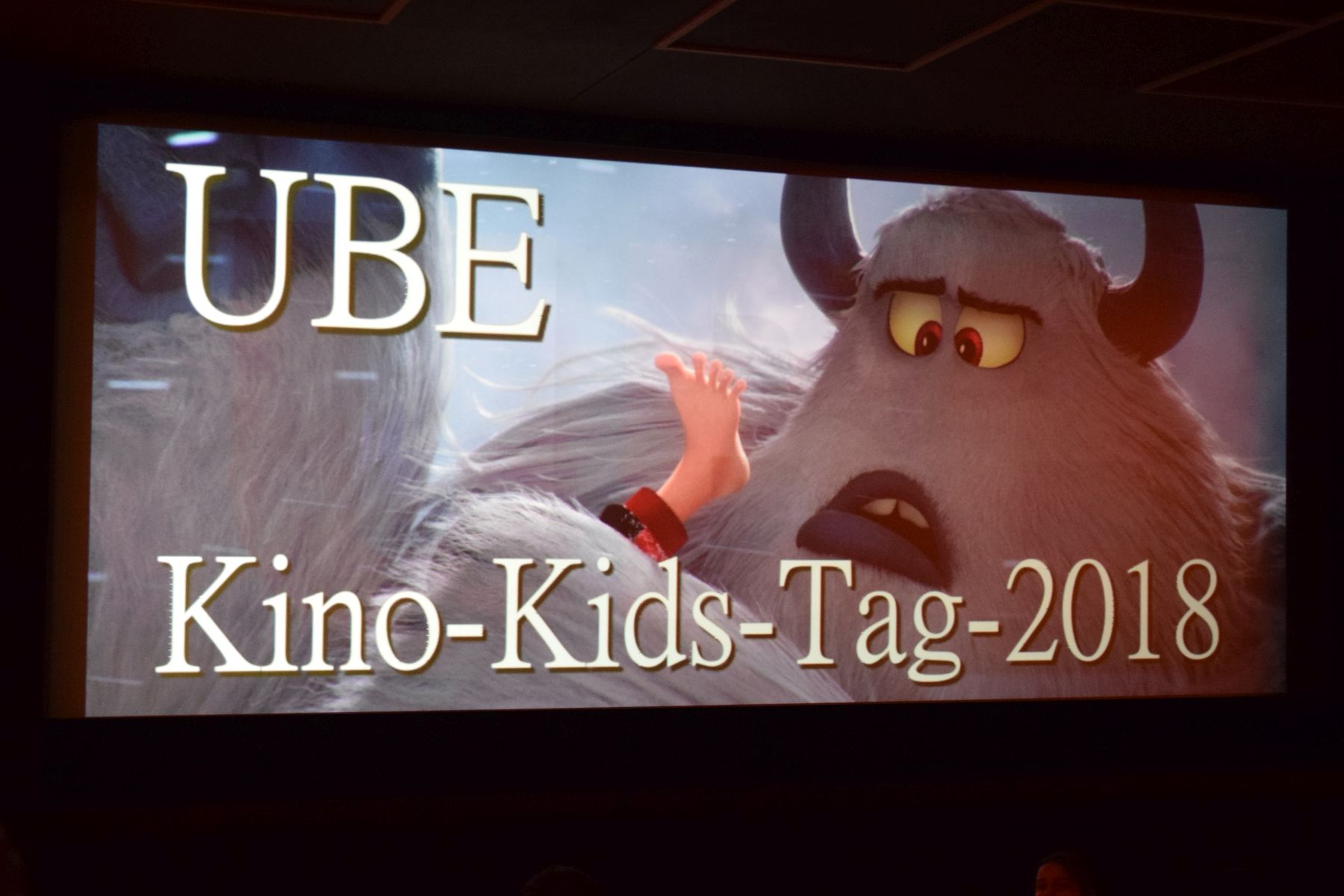 Kino Kids Tag 2018