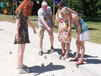 Boule in Eckental