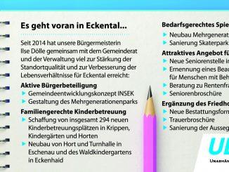 Es geht voran in Eckental Bürgernähe