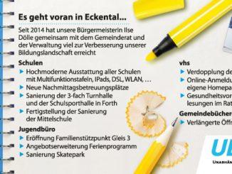 Eckental - Schulen und Bildung