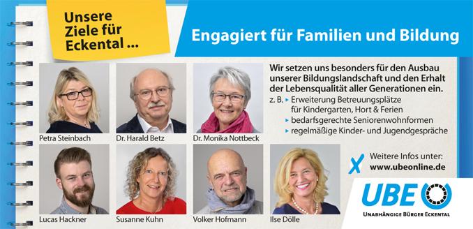 UBE Familie und Bildung