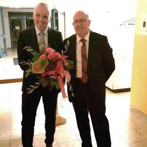 UBE stellt dritten Bürgermeister